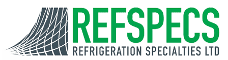 Refspecs Refrigeration Specialties Ltd